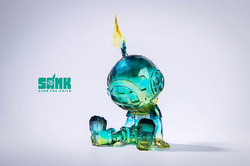 Good Night Series LowPoly Moonlight by Sank Toys PRE-ORDER SHIPS DEC 2021
