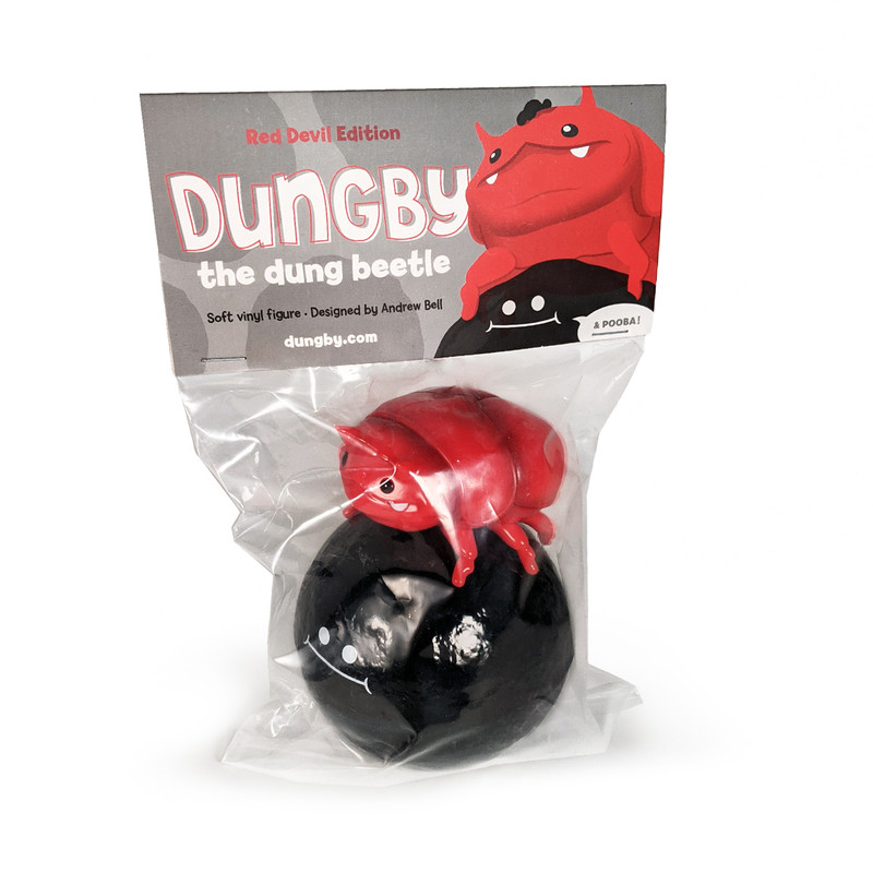 Dungby Red Devil Edition by Andrew Bell
