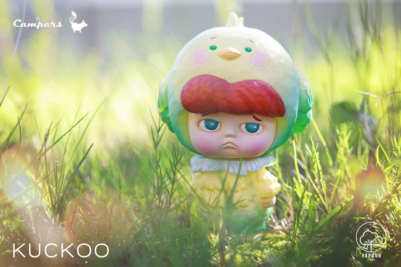 Kuckoo by The Campers from Vapour Park PRE-ORDER SHIPS AUG 2021