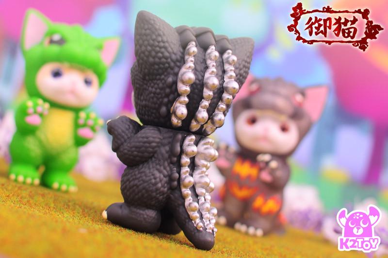 Ohonneko Fantastic Beasts The Little Dinosaur Set of 3 by k2toy PRE-ORDER SHIPS OCT 2021