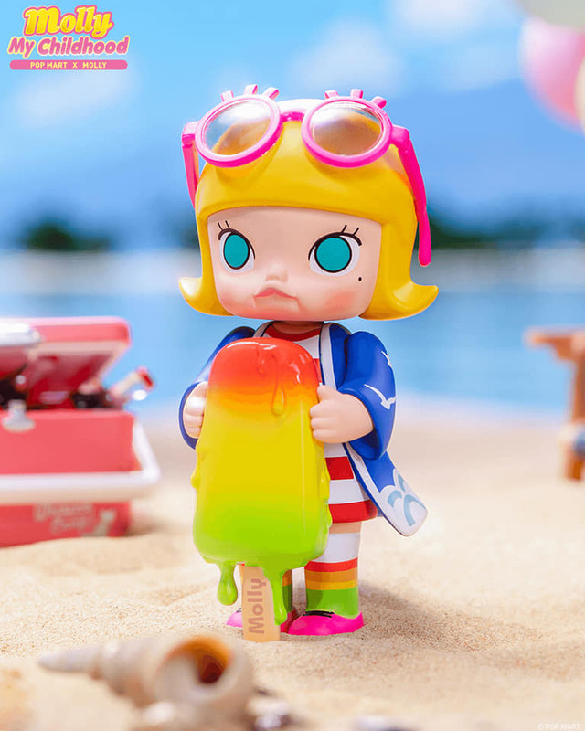 Molly My Childhood Mini Series Blind Box by Kennyswork