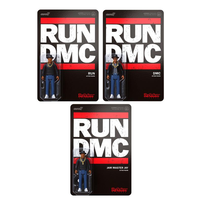 ReAction RUN DMC