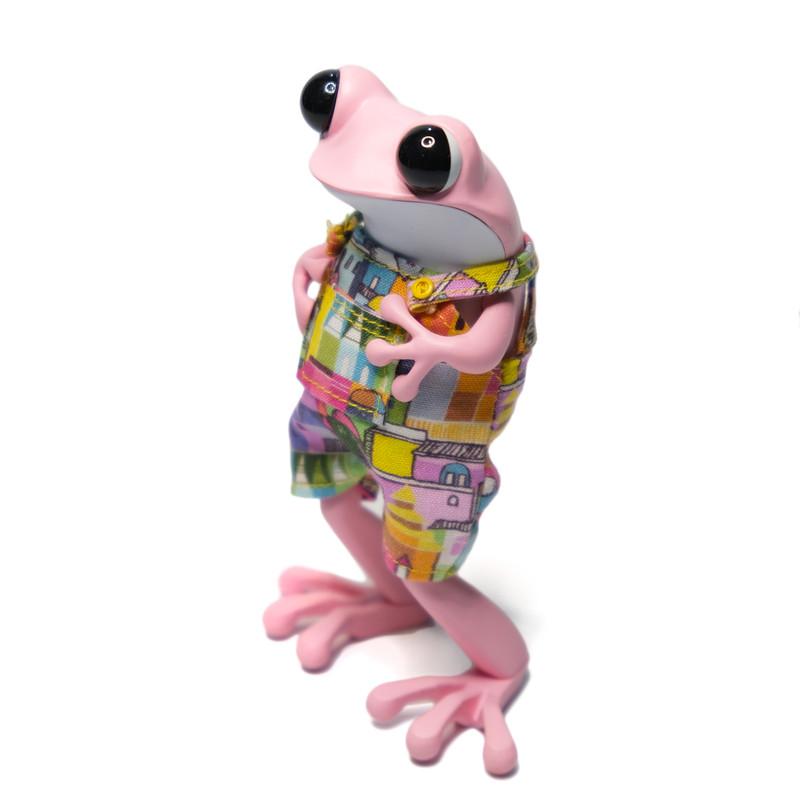 APO Frogs Townie Froggie by Twelvedot SHIPS WEEK OF OCT 25 2021