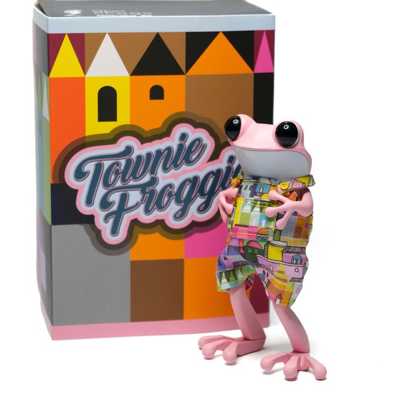 APO Frogs Townie Froggie by Twelvedot