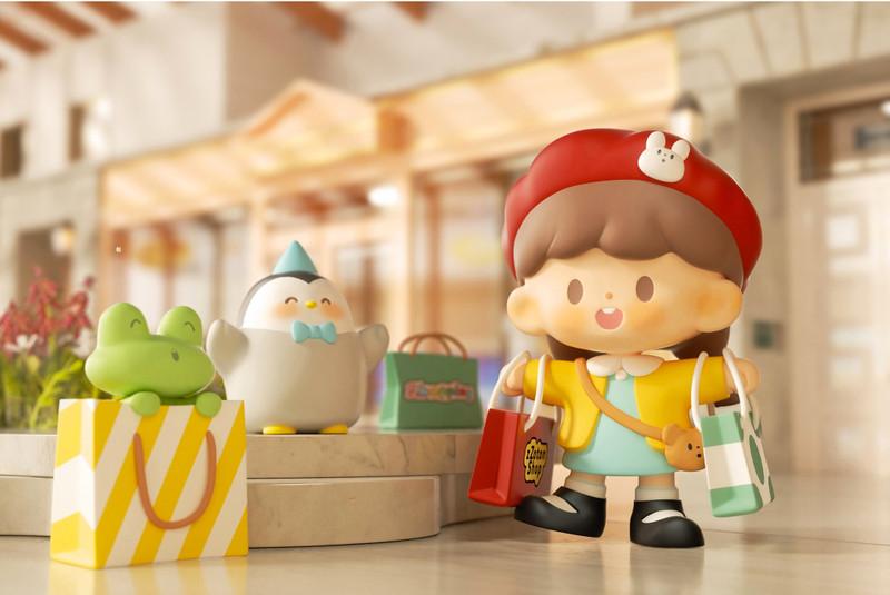 Molinta Department Store Series Blind Box by zhuodawang