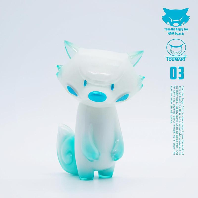 Tona the Angry Fox 3rd Colorway by OkLuna x Touma