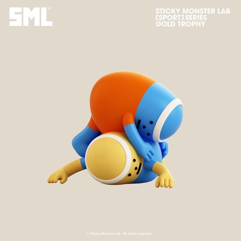 Sticky Monster Lab Sports Series Blind Box