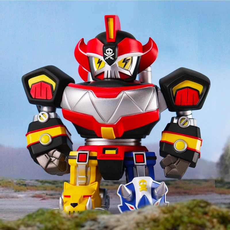 Mighty Danger NANOTEQ by Quiccs X Prolific 3D PRE-ORDER SHIPS SEP 2021