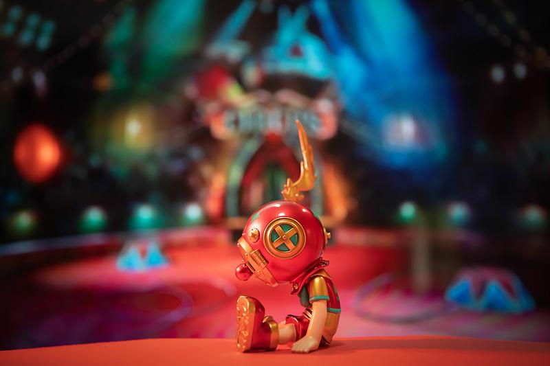 Sank Good Night Series The Circus by Sank Toys PRE-ORDER SHIPS NOV 2021