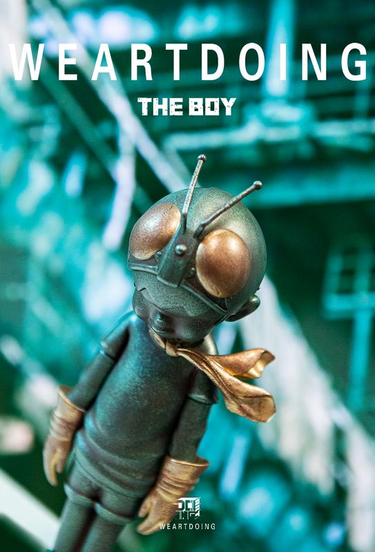 The Boy Rider Bronze Age PRE-ORDER SHIPS NOV 2021