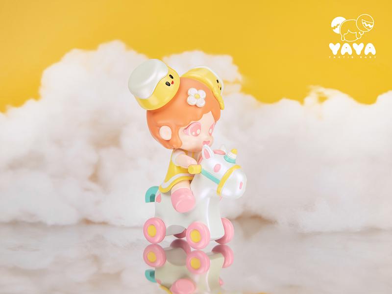 Yaya Unicorn Pudding by MoeDouble Studios PRE-ORDER SHIPS NOV 2021