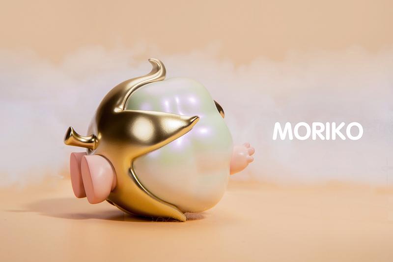 Moriko Cutton by Moe Double Studio PRE-ORDER SHIPS OCT 2021