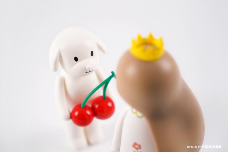 Queency & Puppy Tang F2 by Li Yan & Han Ning PRE-ORDER SHIPS NOV 2021