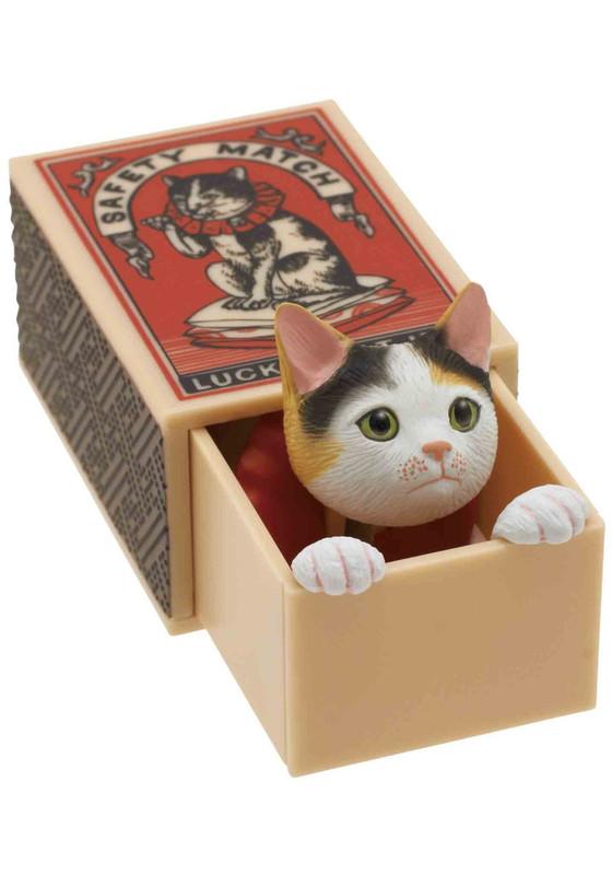 Cat Peek Matchbox Blind Box