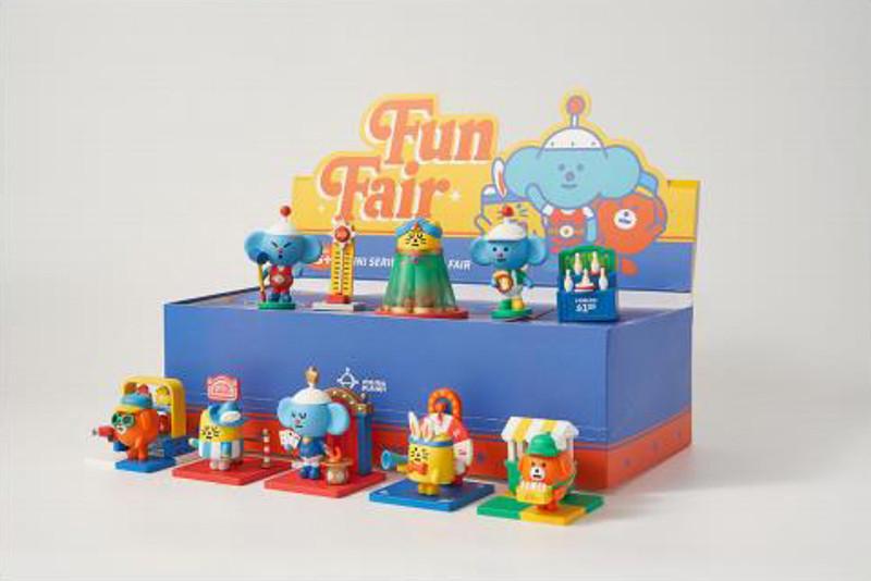 Momo Planet Fun Fair Blind Box