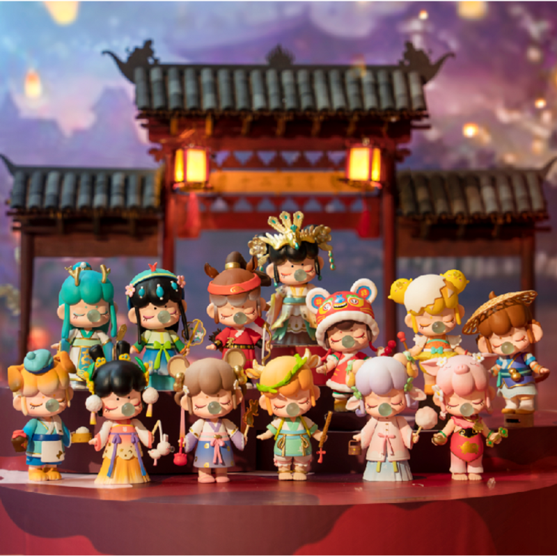 Nanci Series 4 Chinese Zodiac Blind Box