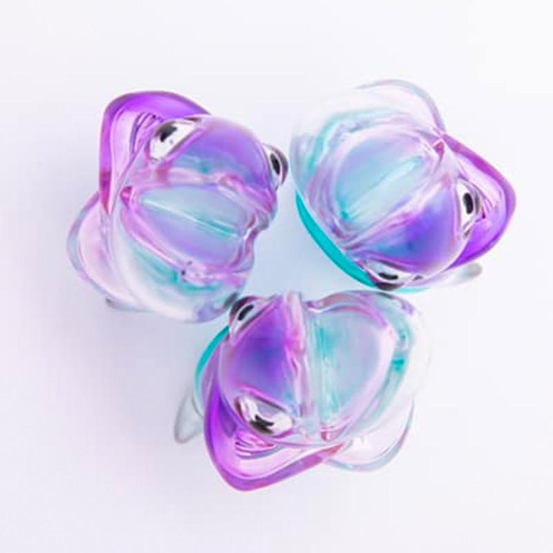 Mackerel Clear Purple by Momoco