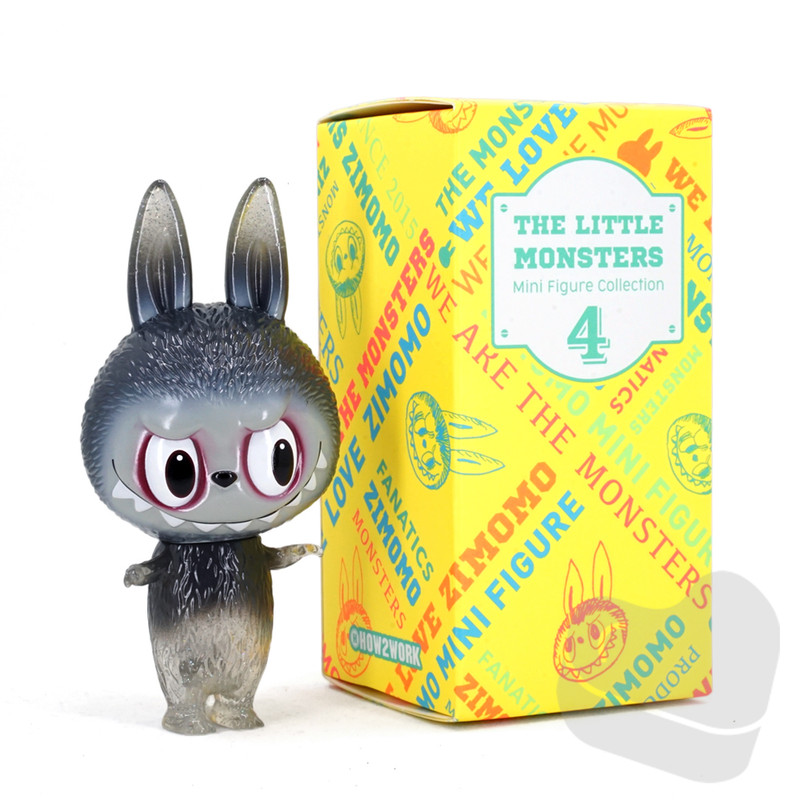 The Little Monsters Mini Series 4 Blind Box by Kasing Lung