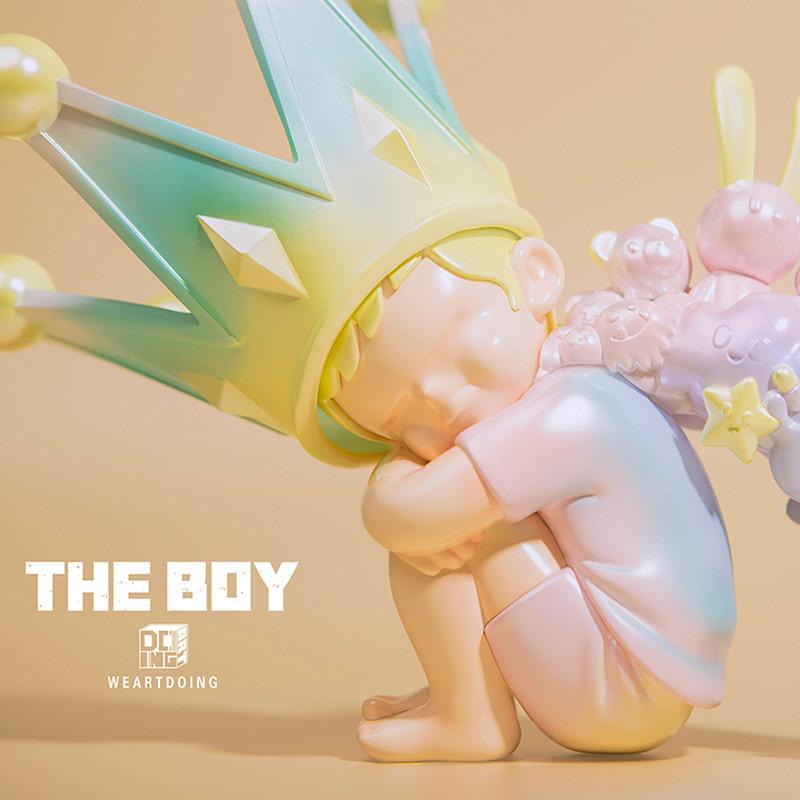 The Boy Dreams WonderLand by Sank Toys PRE-ORDER SHIPS FEB 2022