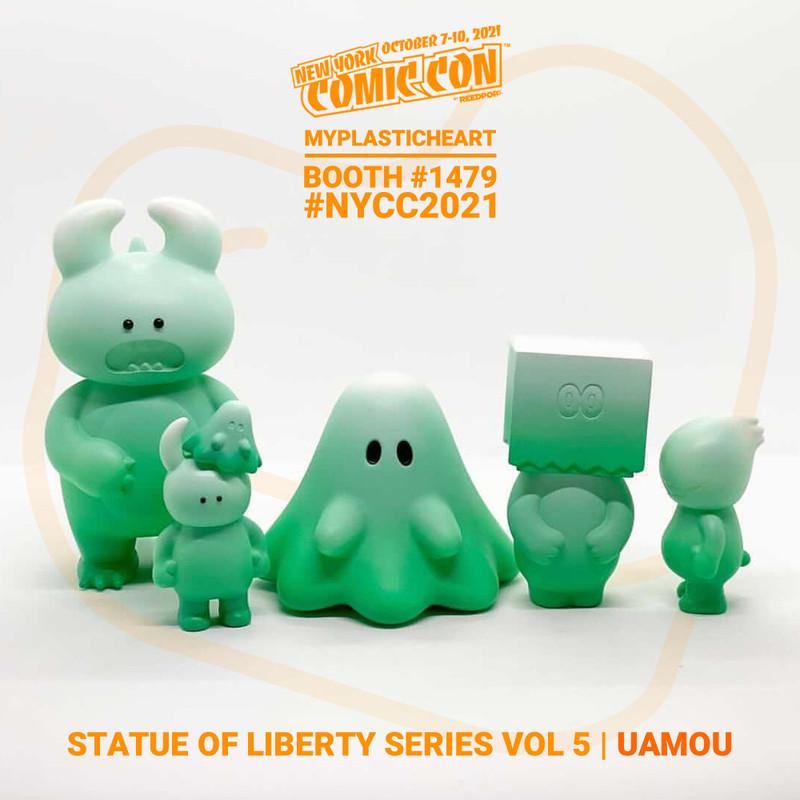 NYCC 2021 UAMOU Statue of Liberty Series Vol. 5