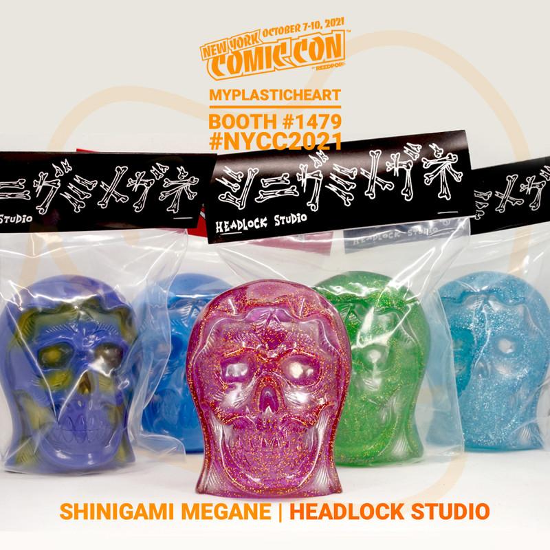 NYCC 2021 Shinigami Megane