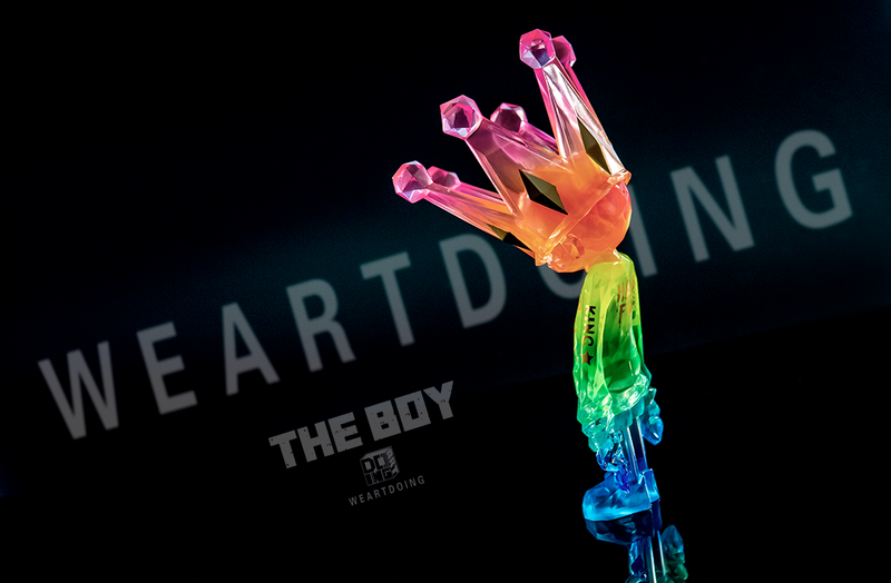 The Boy LowPoly Series PRE-ORDER SHIPS APR 2022