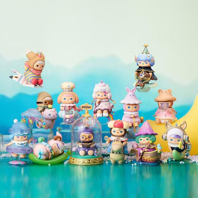 Pucky What Are The Fairies Doing Mini Series Blind Box PRE-ORDER SHIPS LATE OCT 2021