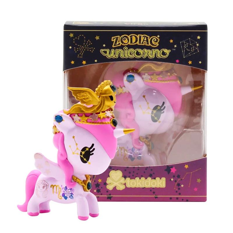 Virgo Zodiac Unicorno