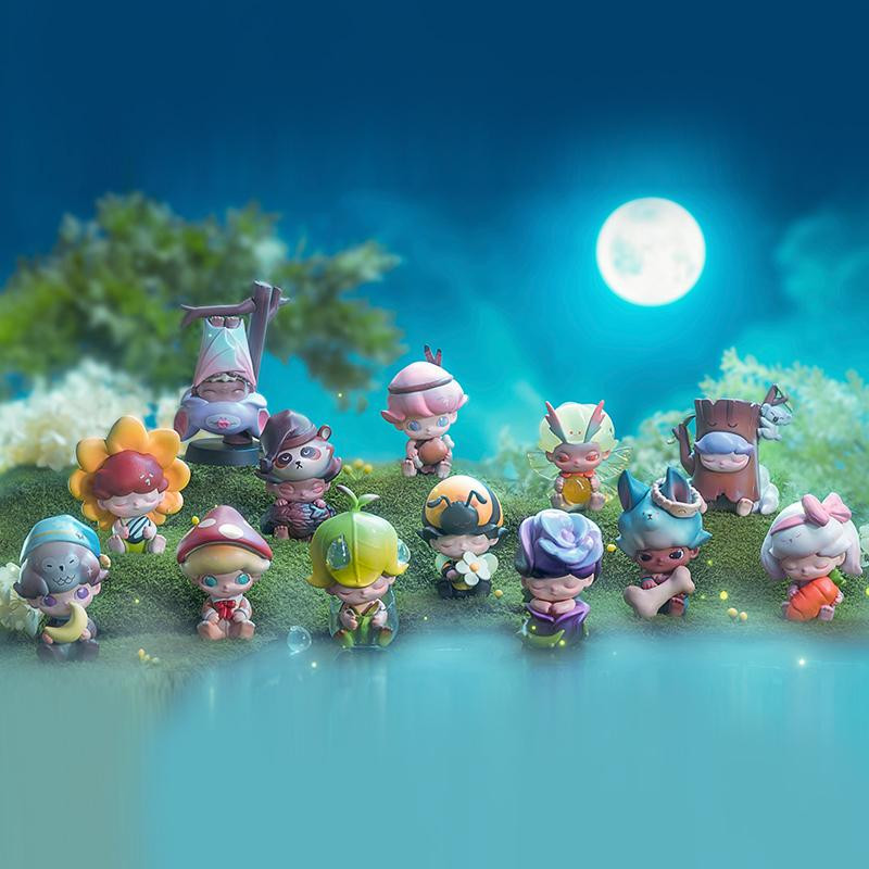 Dimoo Forest Night Mini Series Blind Box by Ayan PRE-ORDER SHIPS LATE OCT 2021
