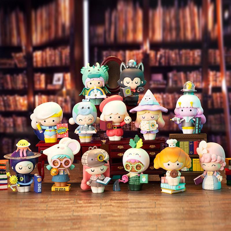 Momiji Book Shop Mini Series Blind Box PRE-ORDER SHIPS LATE OCT 2021