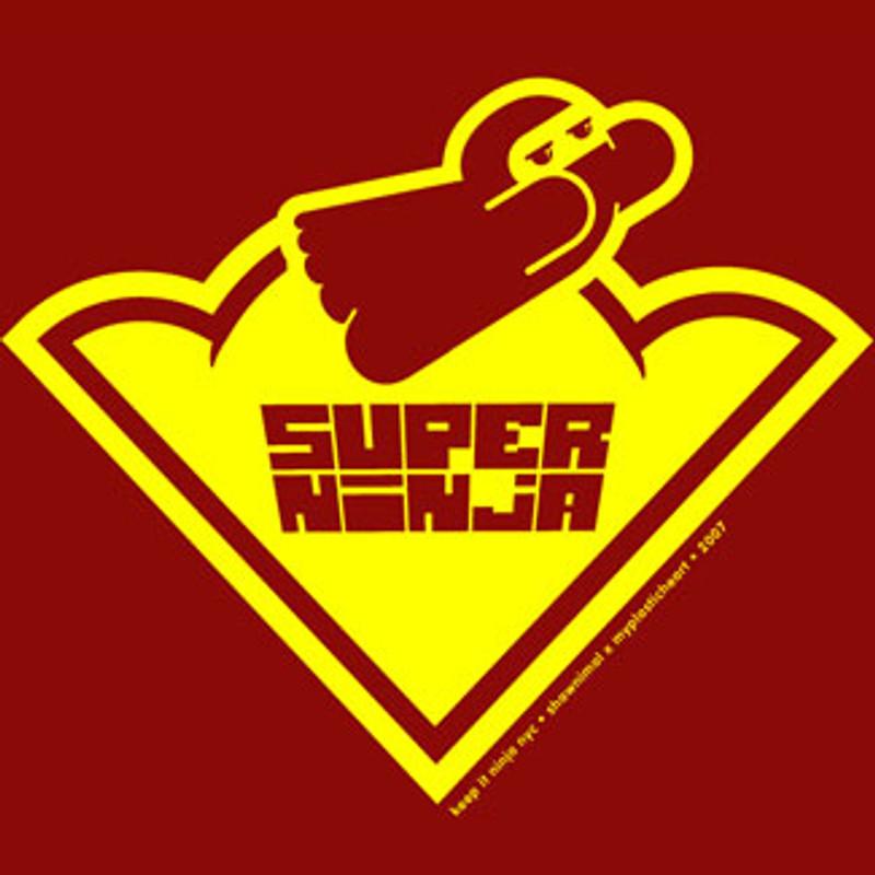 Keep It Ninja! NYC Super Ninja Tshirt