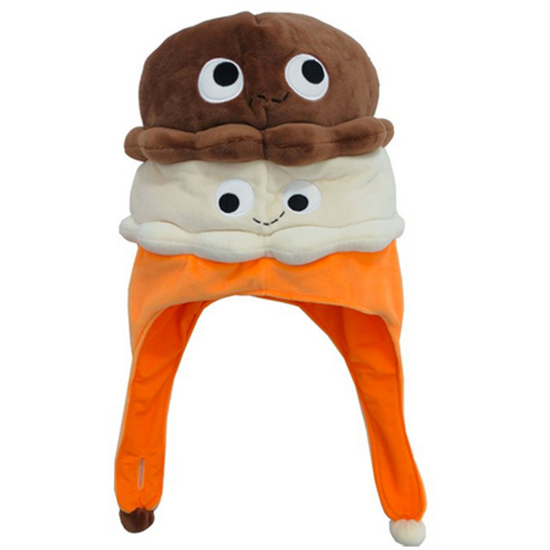 Yummy World Hat : Double Scoop Twins