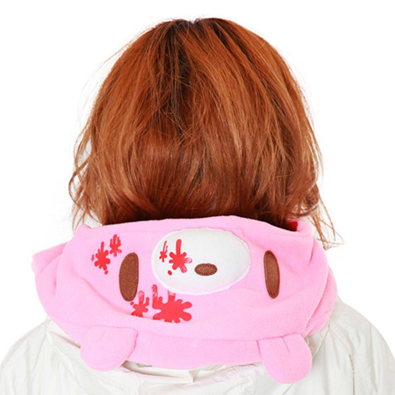 Kigurumi Neck Warmer : Gloomy Bear Pink