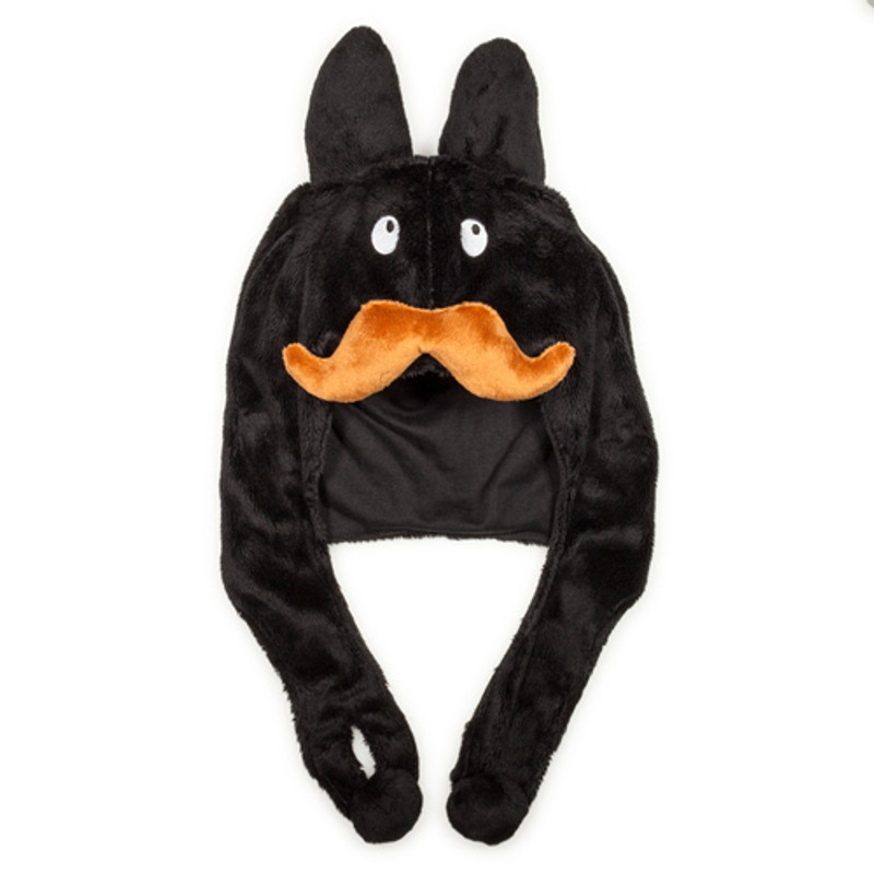 Labbit Hat : Black