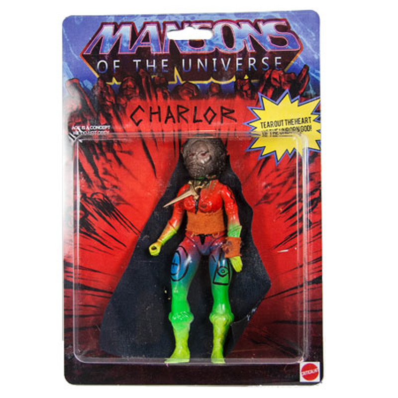 Mansons of the Universe : Charlor 5