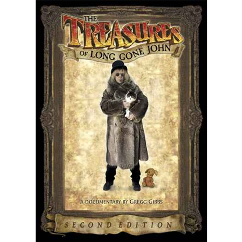 The Treasures of Long Gone John DVD : Second Edition