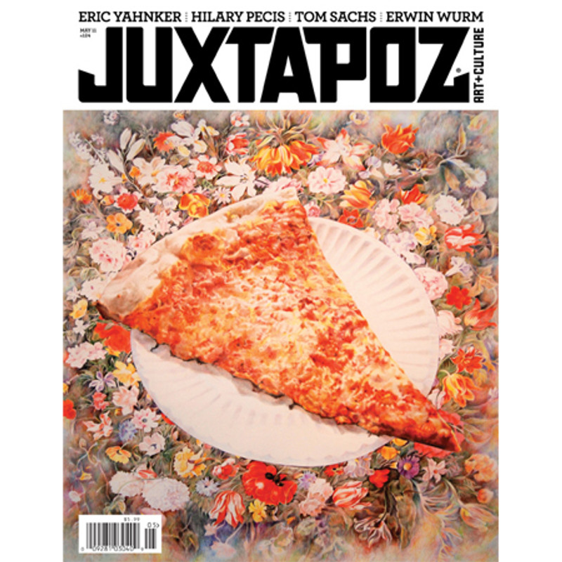 Juxtapoz Magazine : Issue 124