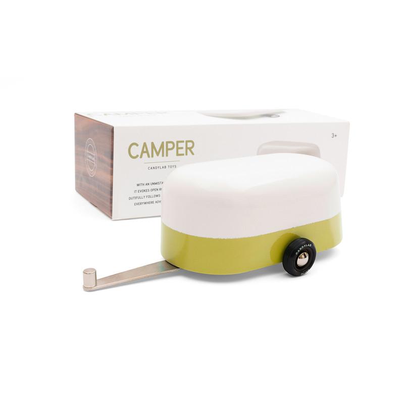 Green Camper