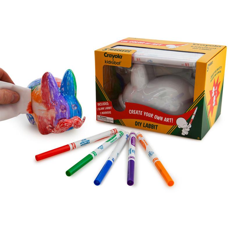 Crayola 5 inch D.I.Y. : Labbit