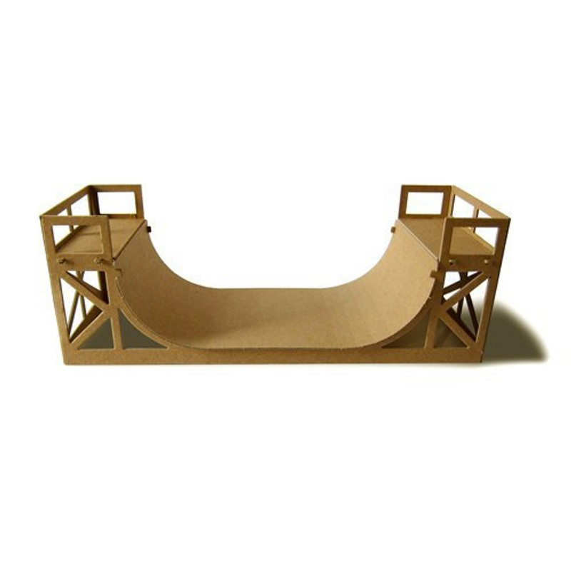 Halfpipe Model Kit