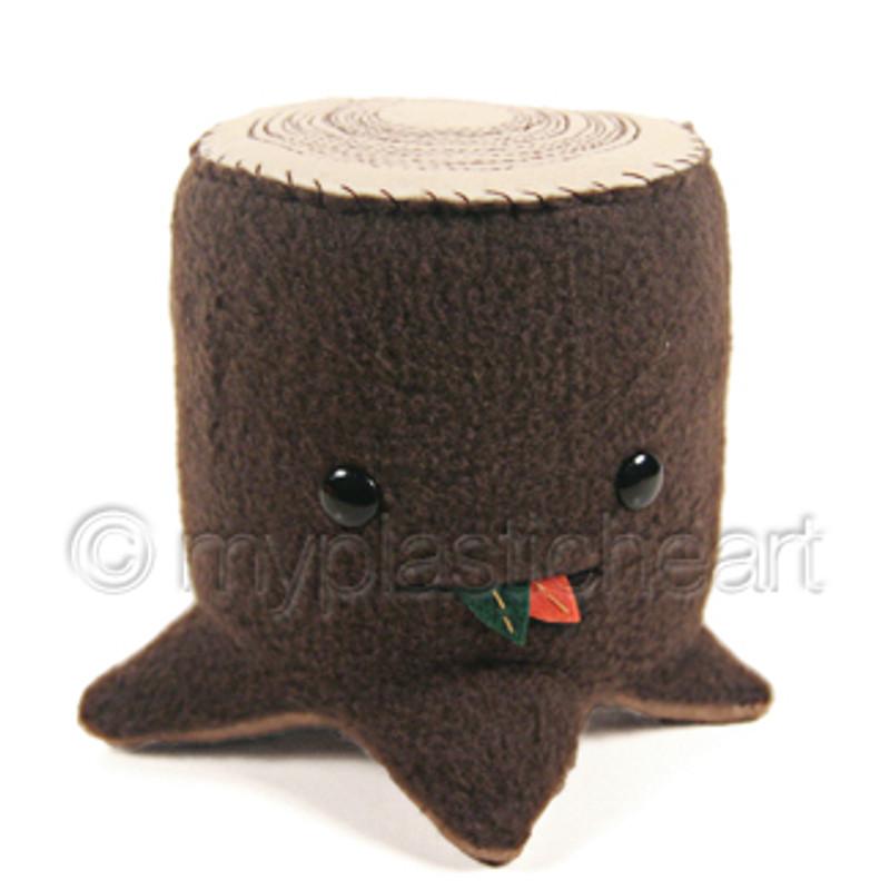 Stump : Dark Brown