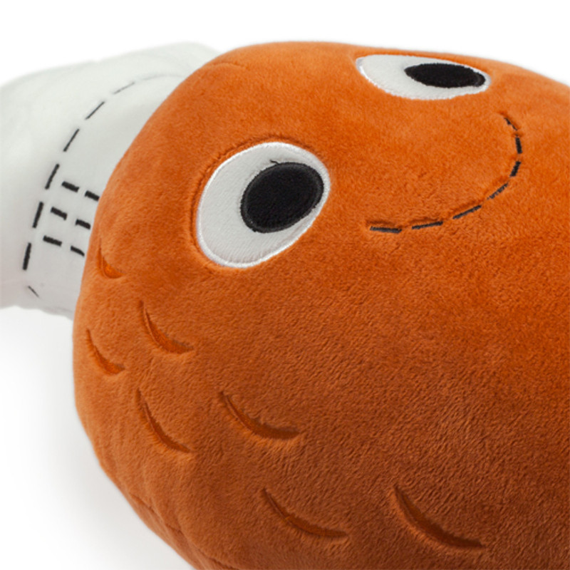 Yummy World Plush 16 inch : Drumstick Dan