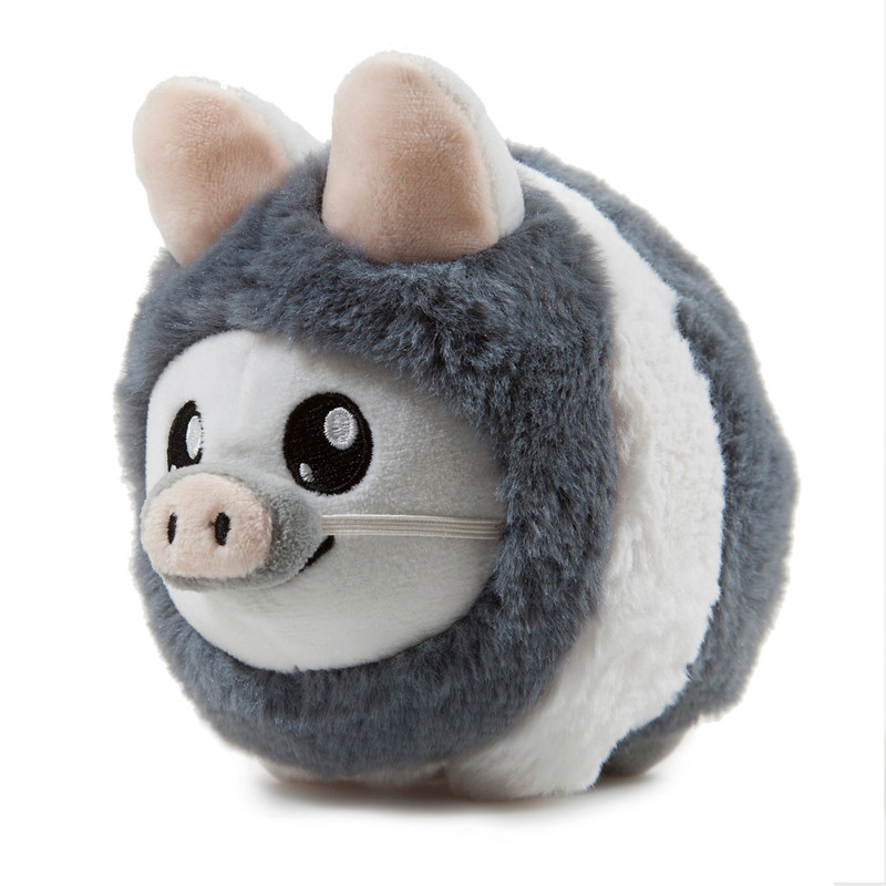 4.5 inch Springtime Litton Plush : Pig