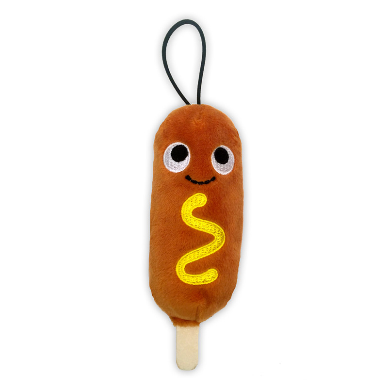 Yummy World Plush 4 inch : Cornelius Corn Dog