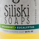 Foaming Soap Refill - Spearmint and Eucalyptus