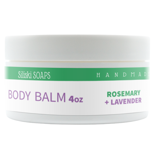 Body Balm - Rosemary and Lavender