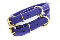 Syn Tek Collar PURPLE 1""
