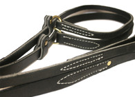 Premium Leather Slip Leash