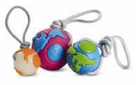 Orbee-Tuff Ball on a Rope by Planet Dog