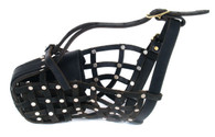 Leather Basket Muzzle